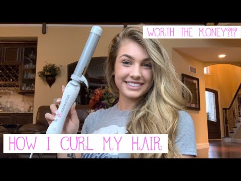 How I Curl My Hair | Beachwaver, IS IT WORTH THE MONEY?!