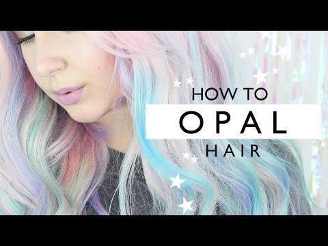 How To: Opal Hair Tutorial! | by tashaleelyn