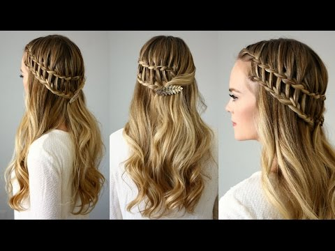 Half Up Ladder Braid | Missy Sue