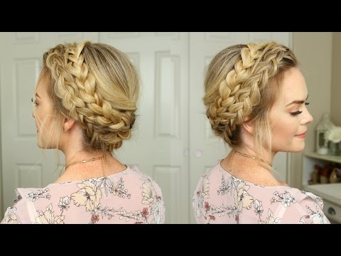 Dutch Milkmaid Braids | Missy Sue