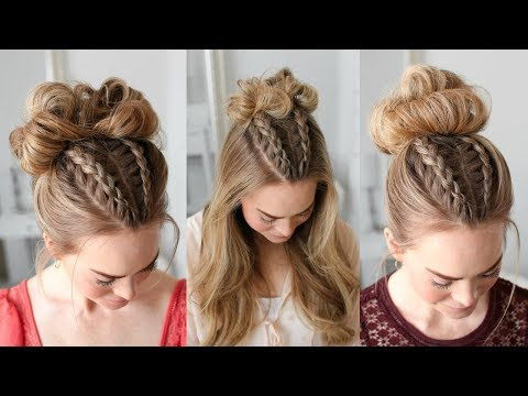 Dutch V Braids | 4 Styles | Missy Sue