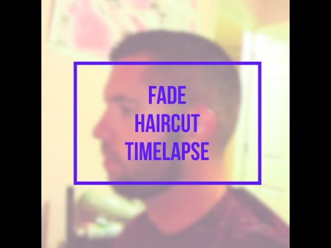 Fade Haircut Timelapse