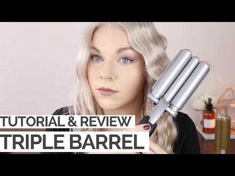 Babyliss Triple Barrel | REVIEW & TUTORIAL