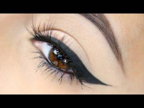 How To Perfect Winged Eyeliner | Easiest Technique