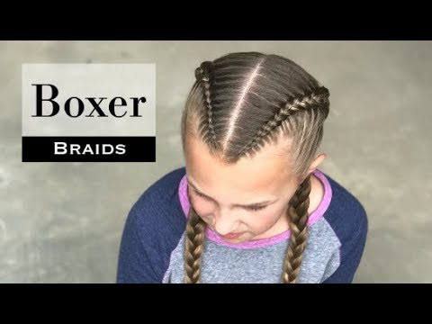 Boxer Braids by Erin Balogh