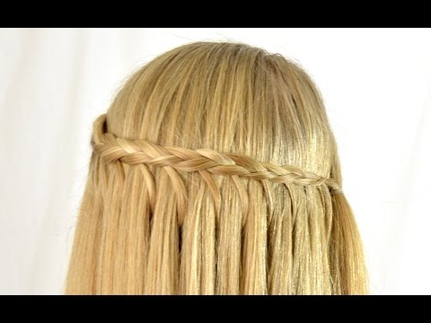 Wrapping Feather Braid Hairstyle | BabesInHairland.com